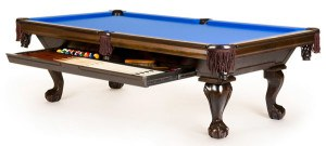 Pool table services and movers and service in Evansville Indiana