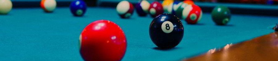 Evansville pool table setup featured