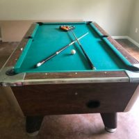 Bar Size Pool Table