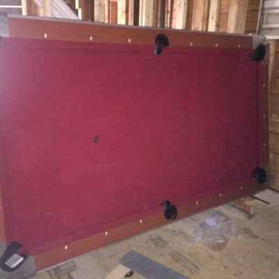 Multiple Pool Tables for Sale