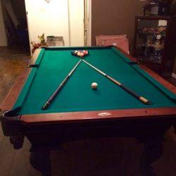 """8' Connelly Billiards """"Prescott"""" Pool Table"""