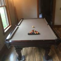 Olhausen Santa Ana 8' Pool Table