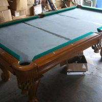 American Heartiage Pool Table