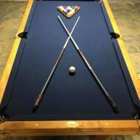 7' Connelly Pool Table