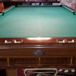 Pool Table Gandy 9x4 1/2