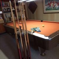 All Tech Industries Pool Table